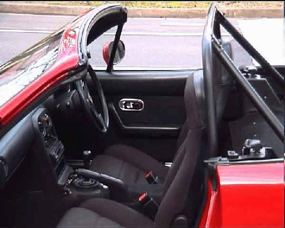 Another scooter2 1992 Mazda Miata MX-5 post... - 251414