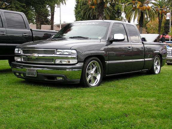 slammed01 2001 chevrolet silverado 1500 regular cab specs. Black Bedroom Furniture Sets. Home Design Ideas