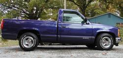 SyckShyt 1993 Chevrolet C/K Pick-Up