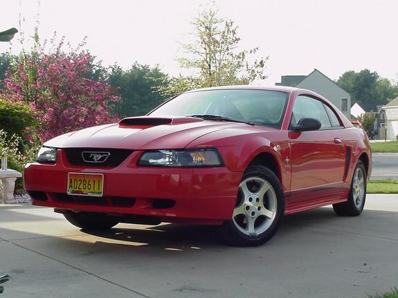 Another importkilla 2001 Ford Mustang post... - 257300