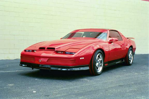Redraif 1987 Pontiac Firebird Specs Photos Modification