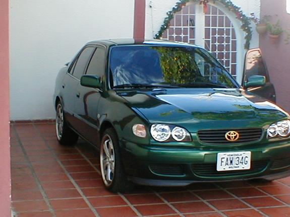tb2005vzla 2001 toyota corolla specs photos modification. Black Bedroom Furniture Sets. Home Design Ideas