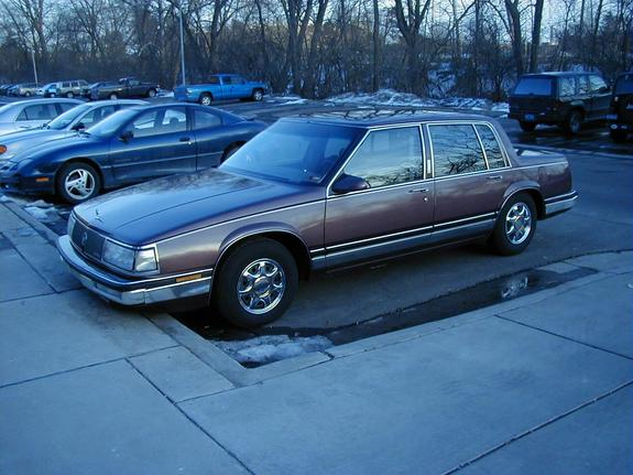 Art4evs 1989 Buick Park Avenue Specs Photos Modification Info At Cardomain