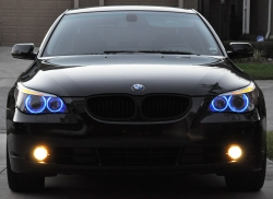 bzalls 2006 BMW 5 Series