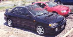 Another 25rs_Pitch_Black 2001 Subaru Impreza post... - 268598