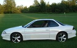 luckyGT 1993 Pontiac Grand Am