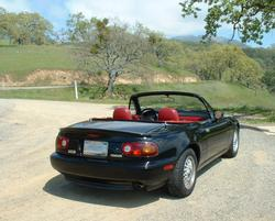 cej22s 1993 Mazda Miata MX-5