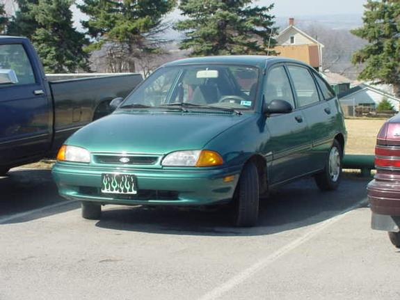 Another phat97xsport 1996 Ford Aspire post... - 280242