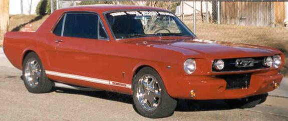 red66gt 1966 Ford Mustang