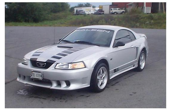 Another saleenillb 2000 Ford Mustang post... - 17046
