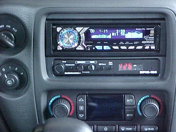 Trailblazerltz 2002 Chevrolet Trailblazer Specs  Photos