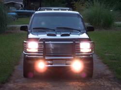 Dahmian 1994 Ford Explorer