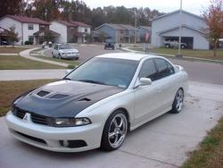 chromegalants 2002 Mitsubishi Galant