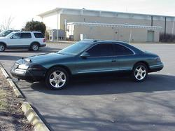 GENISES 1995 Lincoln Mark VIII