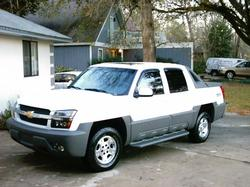 mssmiley1 2002 Chevrolet Avalanche