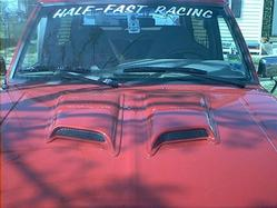 Half_Fast_Racers 1989 Ford Bronco II