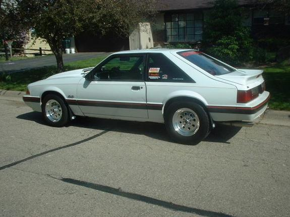 Another mustanghrspower 1989 Ford Mustang post... - 301250