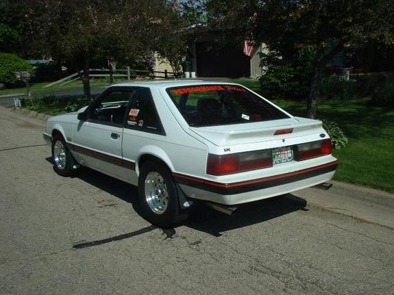 Another mustanghrspower 1989 Ford Mustang post... - 301256