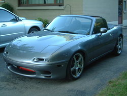 sladss 1990 Mazda Miata MX-5