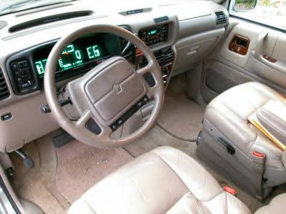 concordelxi 1994 chrysler town country 39 s photo gallery at cardomain. Black Bedroom Furniture Sets. Home Design Ideas