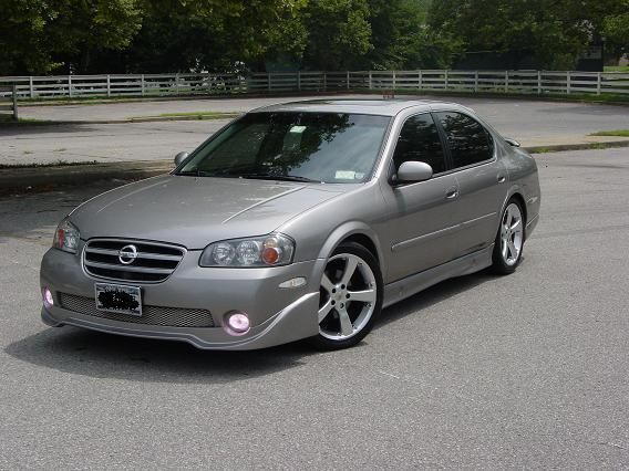 eboxer79 2002 Nissan Maxima Specs, Photos, Modification ...
