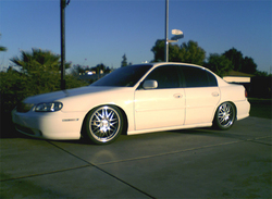 ImpetuousRacers 1998 Chevrolet Malibu