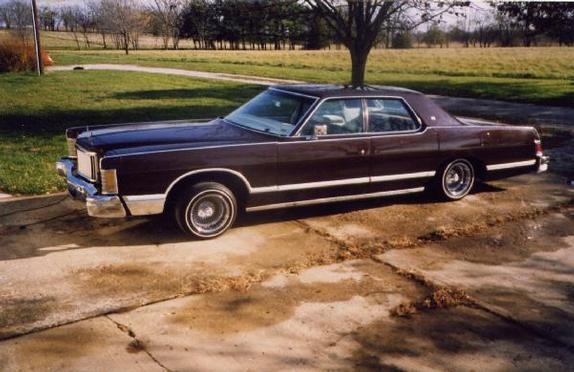 Another kinglincoln 1977 Mercury Grand Marquis post... - 307189
