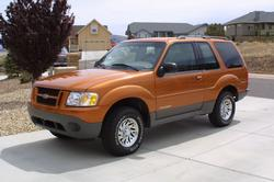 2K1Xplorer 2001 Ford Explorer