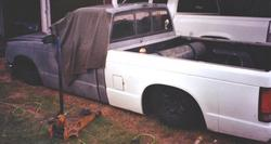 dragginbody 1993 Chevrolet S10 Regular Cab