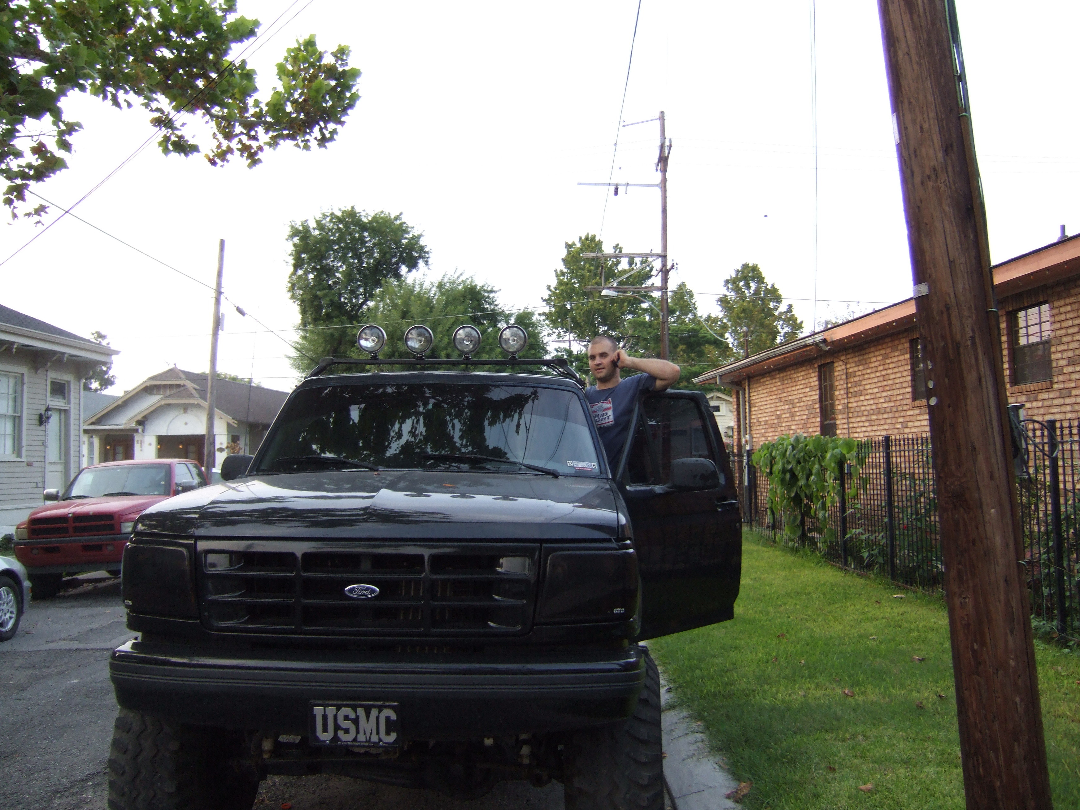 thedanimal60 1994 ford bronco specs photos modification info at cardomain cardomain