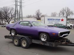 MeanViking 1972 Plymouth Roadrunner