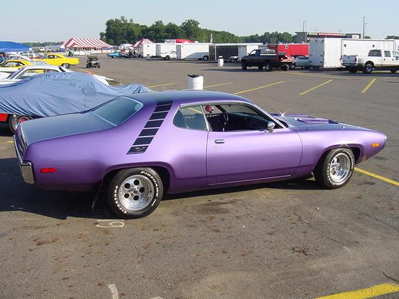 Another MeanViking 1972 Plymouth Roadrunner post... - 319145