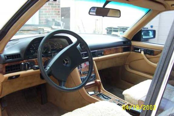 Another mb500sec 1985 Mercedes-Benz S-Class post... - 323428