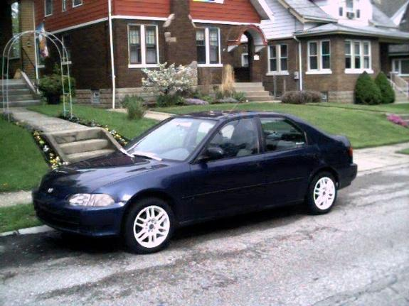Another drkblue 1995 Honda Civic post... - 323988