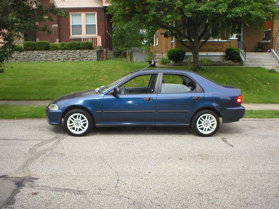 Another drkblue 1995 Honda Civic post... - 323995