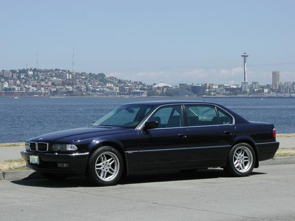 mhwong's 2000 BMW 7 Series