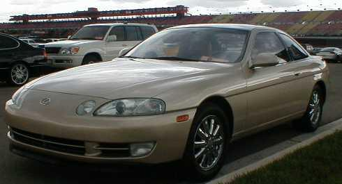 PERRYinLA 1992 Lexus SCSC 400 Sport Coupe 2D Specs, Photos ...