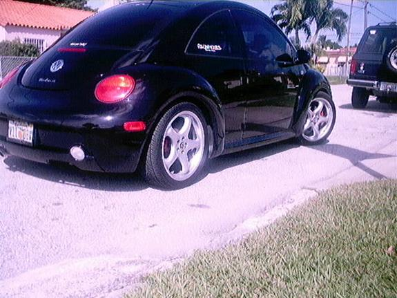 TurboS 2002 Volkswagen Beetle Specs, Photos, Modification Info at CarDomain