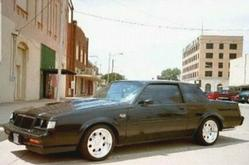 Audiowizzard 1986 Buick Regal