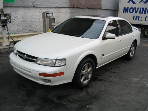 New Pics Of My 1999 Nissan Maxima SE L All Stock For Now