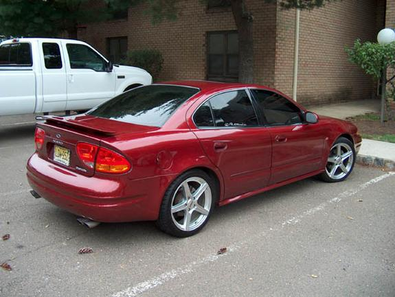 Naich 2001 Oldsmobile Alero Specs Photos Modification Info At