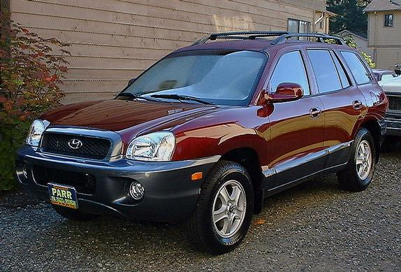 rice rocket inwa 2002 hyundai santa fe specs photos modification info at cardomain cardomain