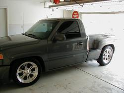 GMCDUBBED 2000 GMC Sierra 1500 Regular Cab