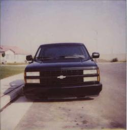 tgmavericktg 1992 Chevrolet C/K Pick-Up