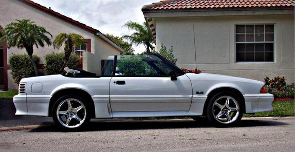 Another Chapedogg 1990 Ford Mustang post... - 338831