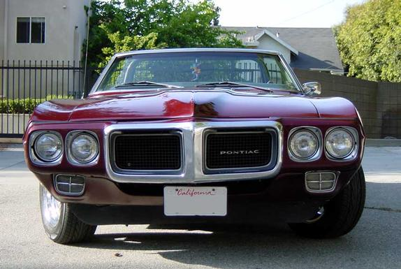69bird350's 1969 Pontiac Firebird
