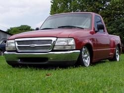 lilred 2000 Ford Ranger Regular Cab