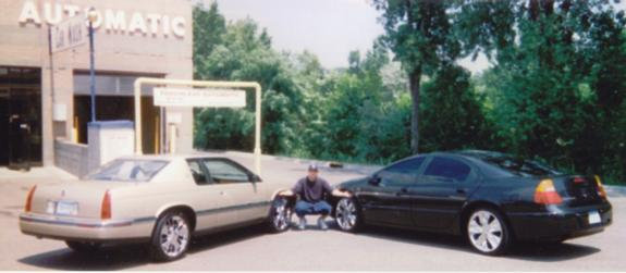 Another mrmike612 1999 Chrysler 300M post... - 343940