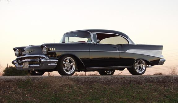 Another kvack1 1957 Chevrolet Bel Air post... - 347916