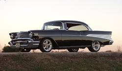 kvack1 1957 Chevrolet Bel Air